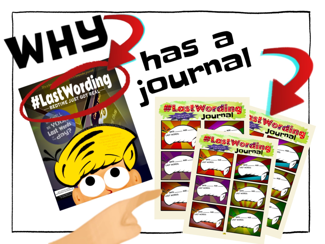Why #LastWording has a journal